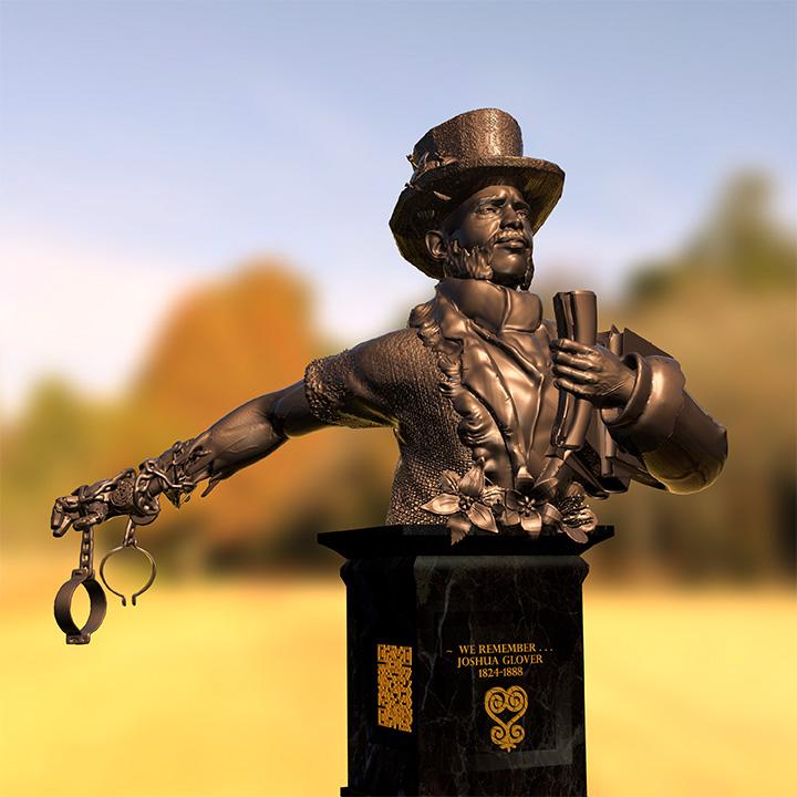 Joshua Glover Public Art Memorial Winner Announced at Montgomery's Inn