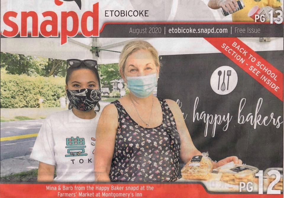 Snapd Etobicoke Photo of Mina and Barb of Happy Bakers