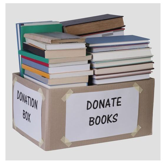 Rotary Club Book Drive June 16 at the  Market